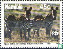WWF - Hartmann Bergzebra
