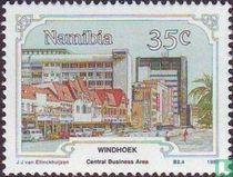 Windhoek in het verleden en heden