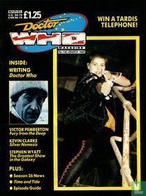 Doctor Who Magazine 146