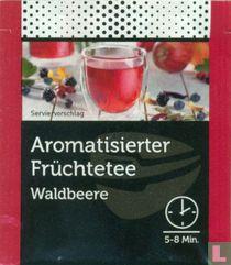 Aromatischer Früchtetee