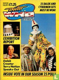 Doctor Who Magazine 145