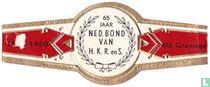 65 Jaar Ned. Bond van H.K.R. en S. - 1895-1960 - Afd. Groningen