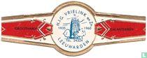 H.J.G. Vrielink en Zn. 1935 1960 Tel. 24324 Leeuwarden - Groothandel - Galanterieen