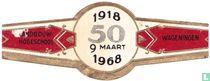 1918 50 9 Maart 1968 - Landbouw-Hogeschool - Wageningen