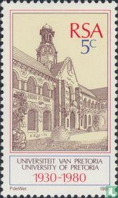 University of Pretoria 50 Jahre