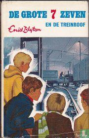 De grote 7 en de treinroof