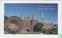 "Duitsland 2 euro 2006 (coincard - A) ""Schleswig - Holstein"""