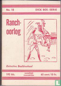 Ranch-oorlog
