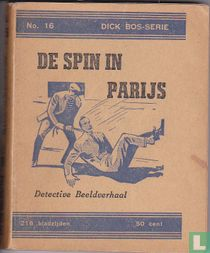 De Spin in Parijs