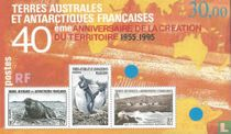 40 jaar oprichting van het territorium