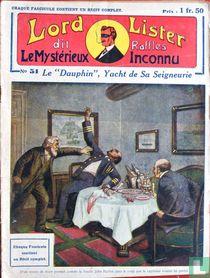 Le mystérieux inconnu (Lord Lister) 51