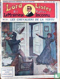 Le mystérieux inconnu (Lord Lister) 33