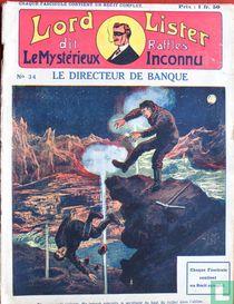 Le mystérieux inconnu (Lord Lister) 34
