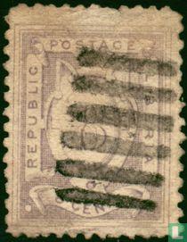Cijferpostzegel
