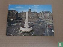 Amsterdam - Dam met koninklijk paleis