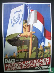De oorlogskranten 23, Dag van den Nederlandschen Arbeidsdienst