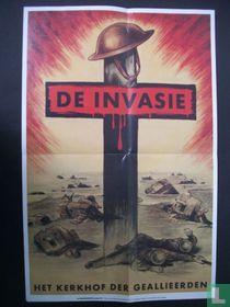De oorlogskranten 26, De invasie
