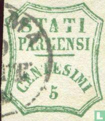 Parma - Schild