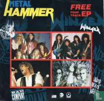 Metal Hammer - Four Track EP