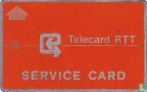 Telecard RTT service card