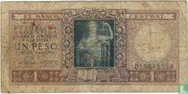 Argentinië 1 Peso