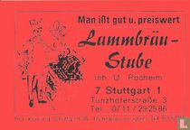 Lammbräu-Stube - U. Pöcheim