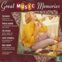 Great Music Memories
