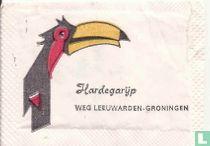 Hardegarijp Weg Leeuwarden Groningen