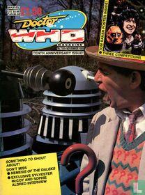 Doctor Who Magazine 154