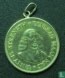 Zuid Afrika 1 cent 1961