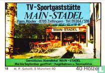 TV-Sportgaststätte Main-Stadel - Fam. Röder