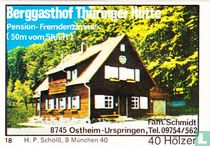 Thüringer Hütte - Fam. Schmidt