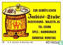 Imbiss-Stube