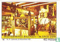 Pfeffermühle Balingen