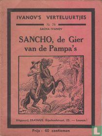 Sancho, de gier van de pampa's
