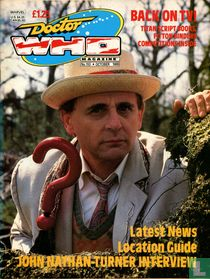 Doctor Who Magazine 153