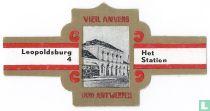 Leopoldsburg - Het Station