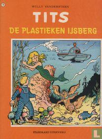 De plastieken ijsberg