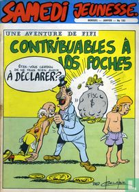 Contribuables a vos poches