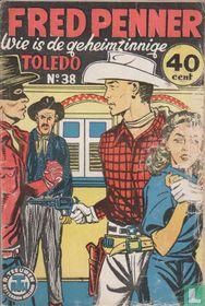 Wie is de geheimzinnige Toledo