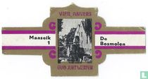 Maaseik - De Bosmolen