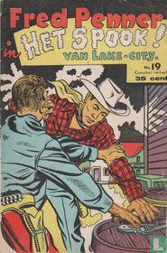 Het spook! van Lake-city