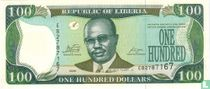 Liberia 100 Dollars