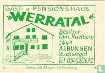 """Werratal"" - Fam. Ruelberg"