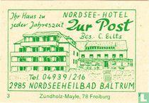 Nordsee-hotel Zur Post - C. Eilts