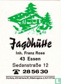 Jagdhütte - Franz Rose