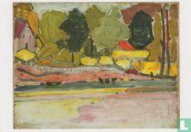 Aan de oever, 1912