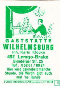Gaststätte Wilhelmsburg - Karin Klocke