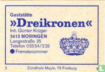 """Gaststätte """"Dreikronen"""" - Günter Krüger"""