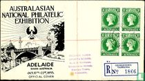 Australasian National Filatelistische Tentoonstelling